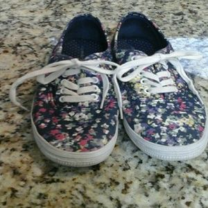 City sneakers   floral  ( FIRM   )
